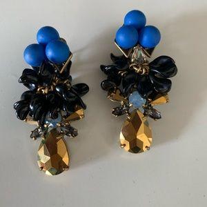 Jcrew statement earrings! Moving sale!